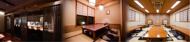宮崎県宮崎市橘通ニシタチにある割烹季節料理宮崎料理の光辰の部屋の紹介イメージ